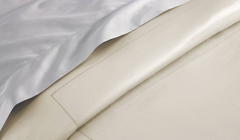 Ivory Hemstitch Sheets