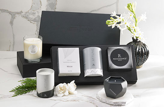 Hotel Candle Collection