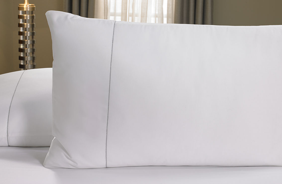 Platinum Stitch Decorative Pillowcases
