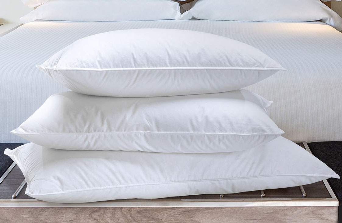 Buy Luxury Hotel Bedding From Marriott Hotels Down Pillow