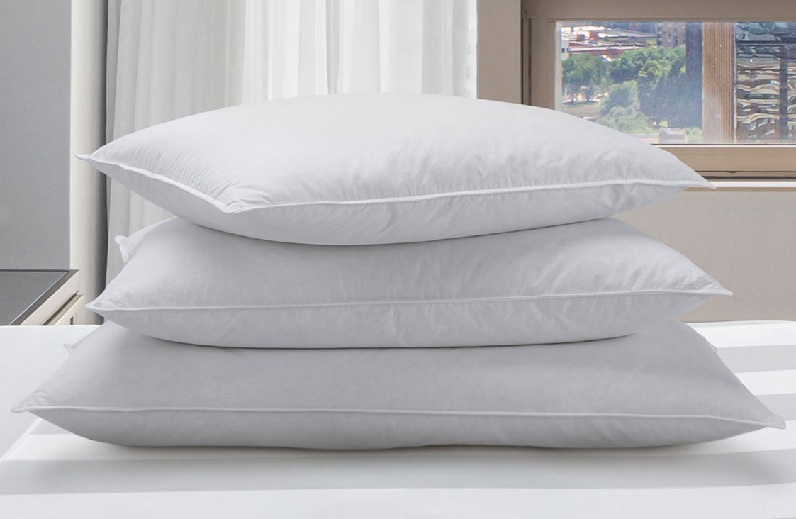 Buy Luxury Hotel Bedding From Marriott Hotels Feather Down Pillow