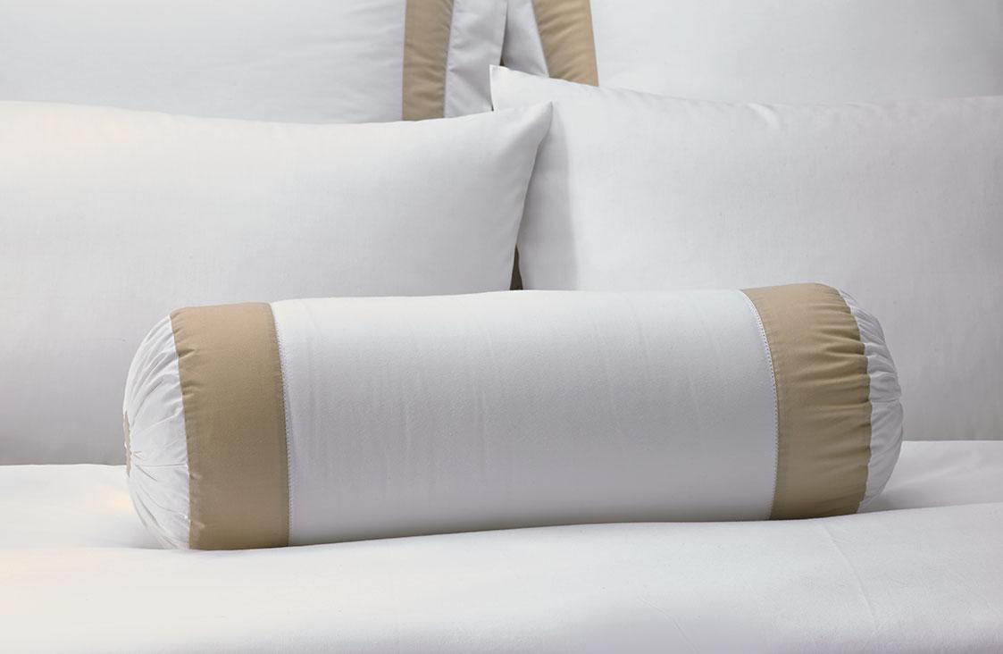 Luxury Hotel Bedding From Marriott Hotels Frameworks Bolster Pillow