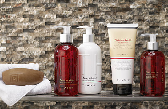 Thann Hair & Body Care Set