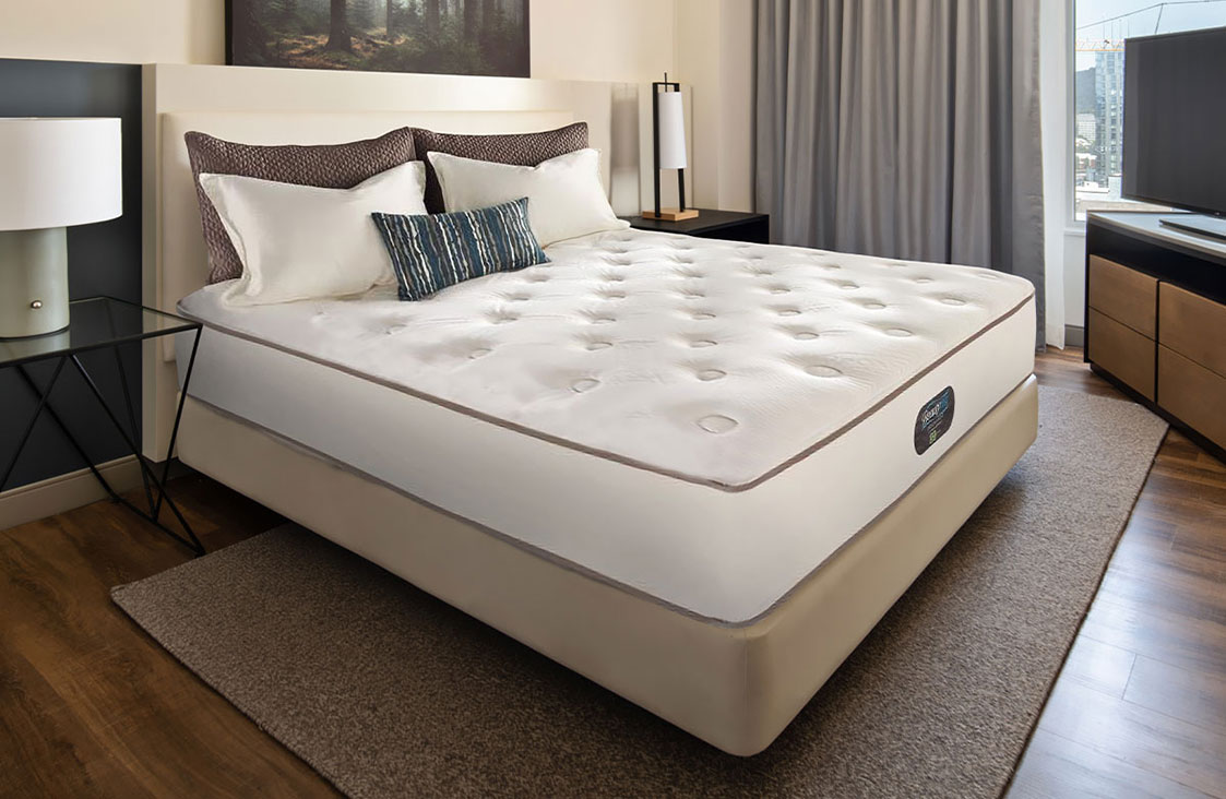 Buy Luxury Hotel Bedding From Marriott Hotels Innerspring Mattress