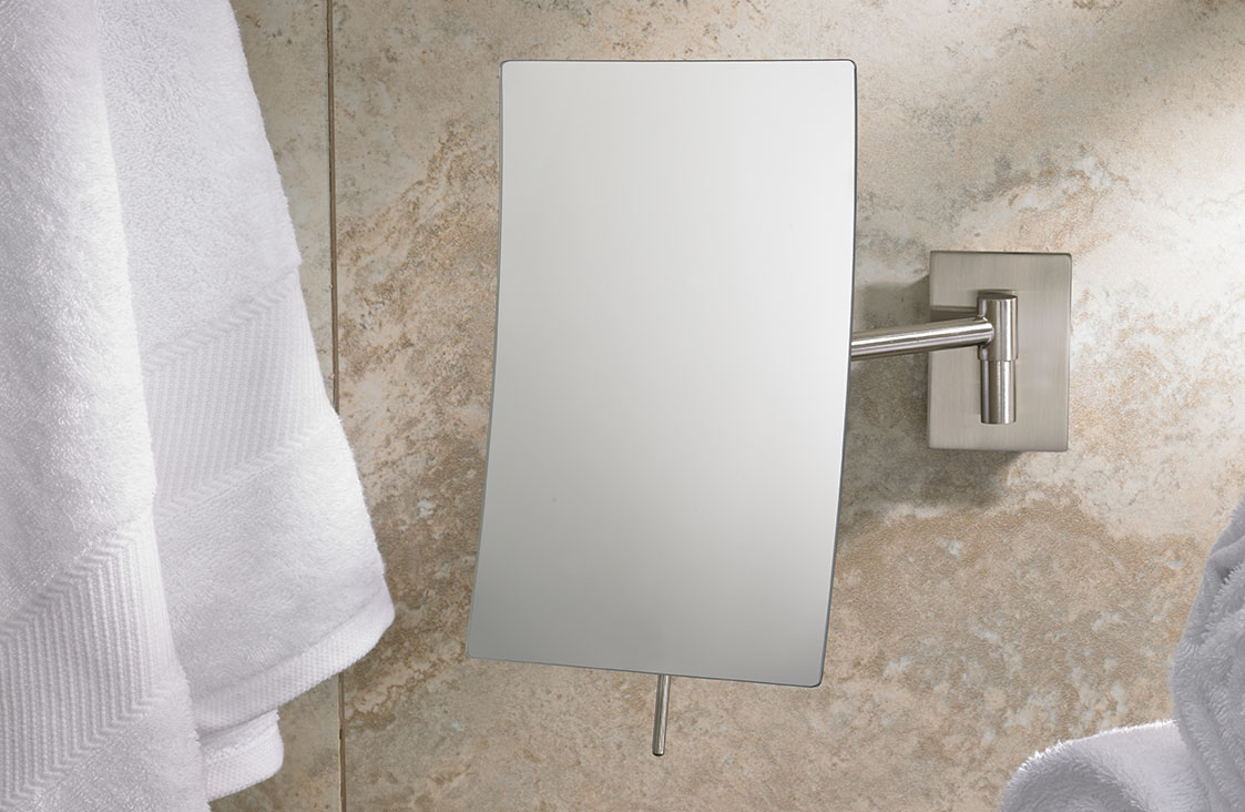 Best Vanity Mirror >> Marriott Minimalist Wall Mount Vanity Mirror