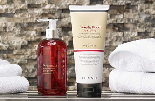 Buy Luxury Hotel Bedding From Marriott Hotels Thann Shampoo Amp Conditioner Set