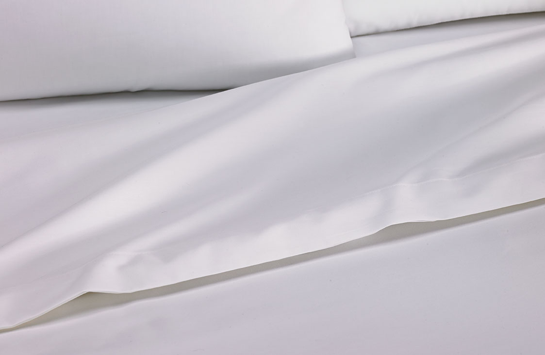 buy luxury hotel bedding from marriott hotels signature flat sheet