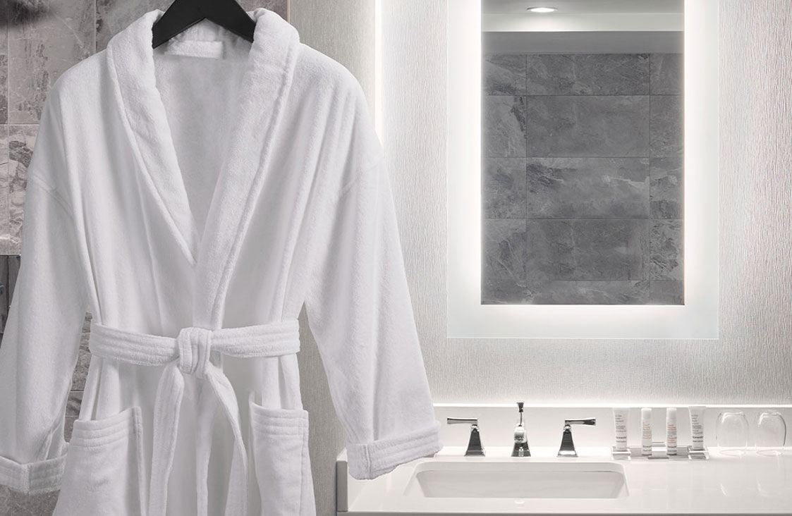 7cdea22926 Buy Luxury Hotel Bedding from Marriott Hotels - Terry Velour Robe