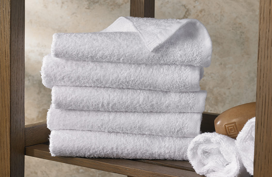 Buy Luxury Hotel Bedding From Marriott Hotels Washcloth