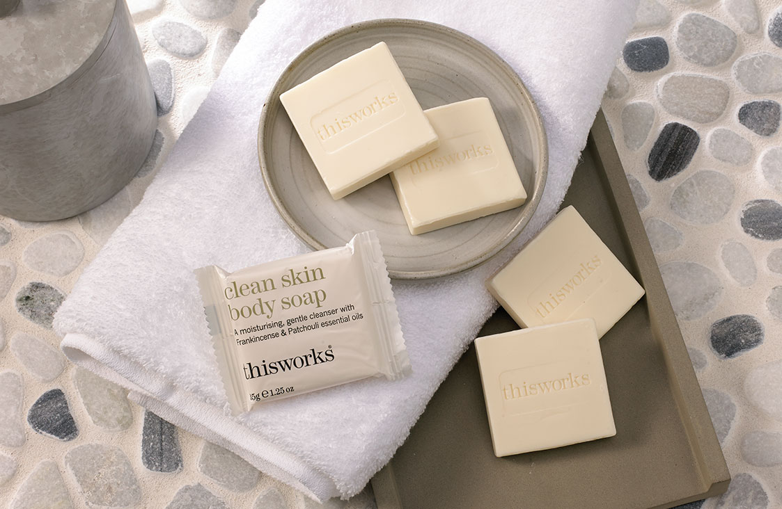 Clean Skin Body Soap