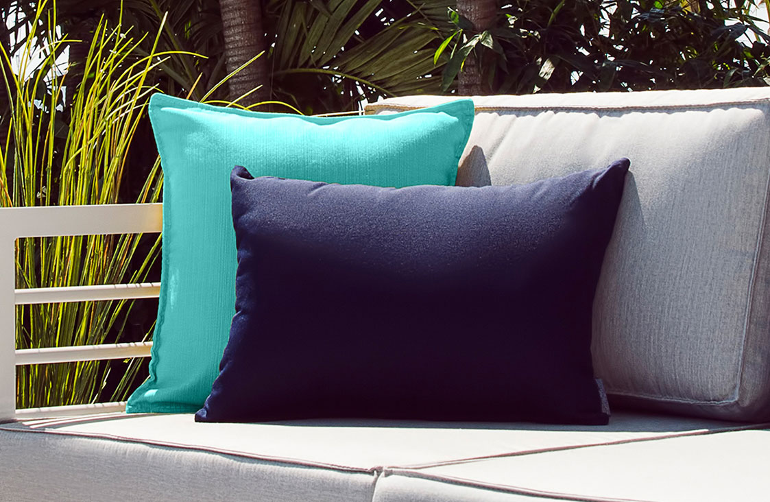 Sunbrella Throw Pillow