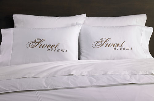 Sweet Dreams Pillowcases