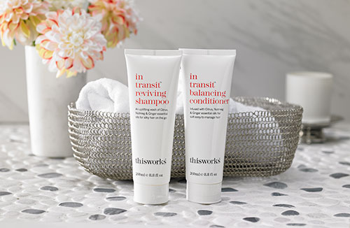 In Transit Hair Care Set
