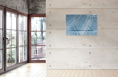 Intersections Canvas Art