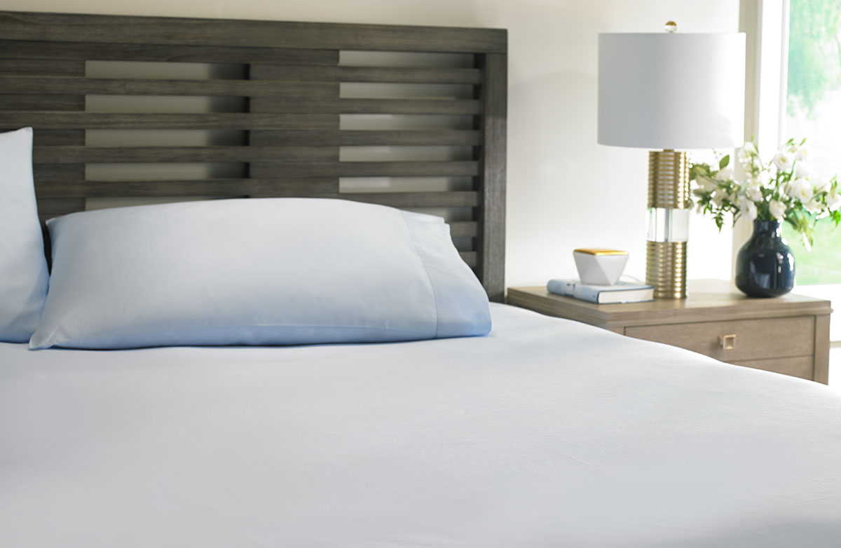 Buy Luxury Hotel Bedding From Marriott Hotels Blue