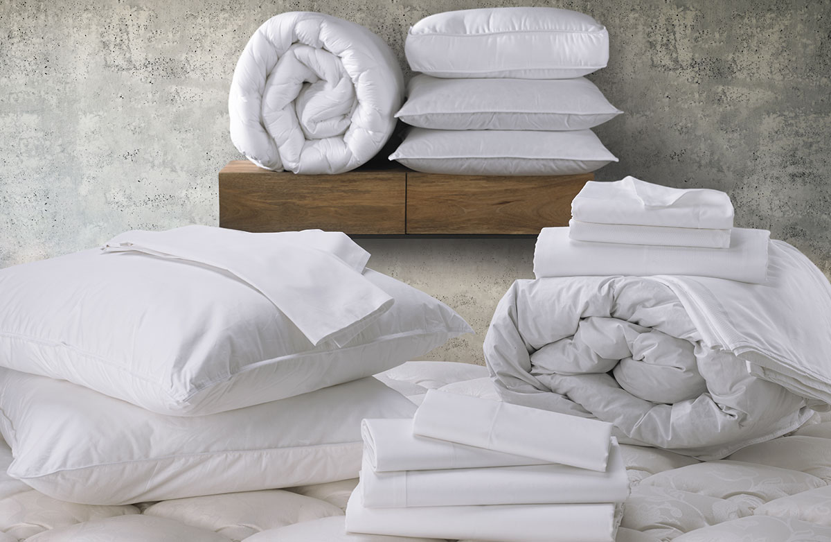 buy luxury hotel bedding from marriott hotels bird s eye stripe