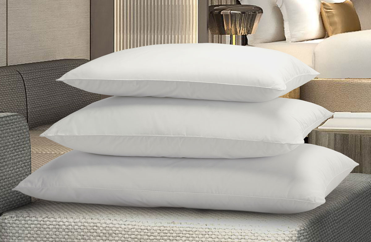 Buy Luxury Hotel Bedding From Marriott Hotels Down Alternative Eco Pillow