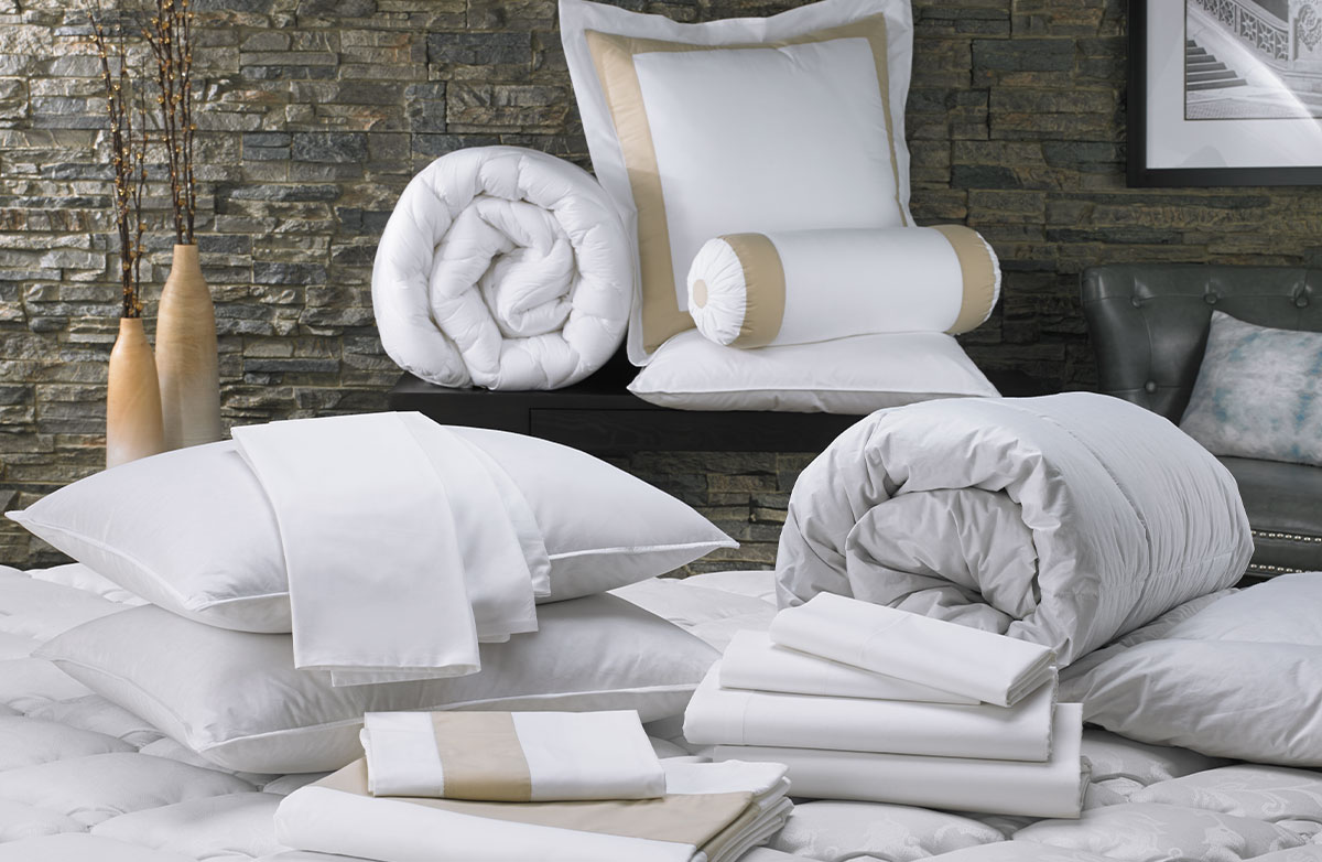 buy luxury hotel bedding from marriott hotels block print bed