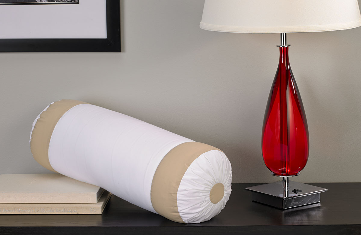 Buy Luxury Hotel Bedding from Marriott Hotels - Block Print Bolster ... 606b66725