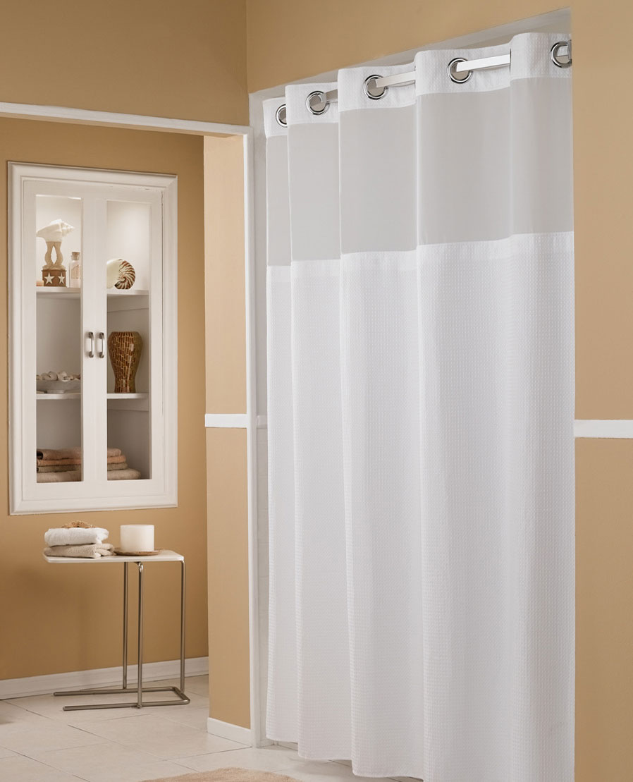 Buy Luxury Hotel Bedding from Marriott Hotels - Shower Curtain