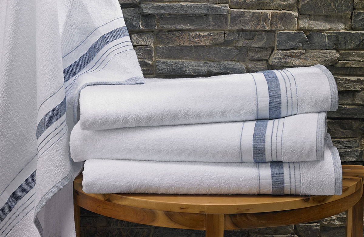 Buy luxury hotel bedding from marriott hotels pool towel for Hotel sheets and towels
